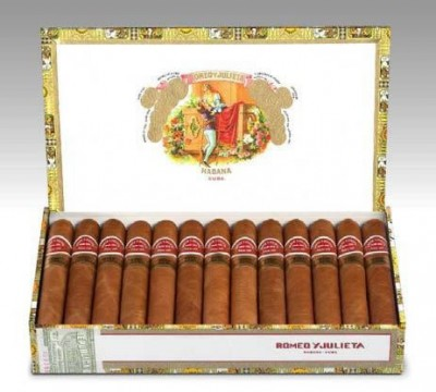 Romeo y Julieta - Wide Churchill (25er Kiste)