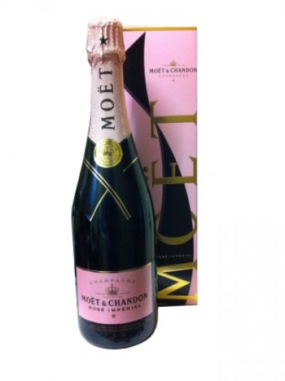 Moët & Chandon Rosé Brut Imperial / Flasche - 700ml., 12% Alc. Vol. / (€ 78.50 pro L)