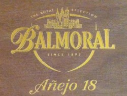 Balmoral Royal Selection Limited Anejo 18