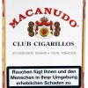 Macanudo Cafe - Club Cigarillos (20er)