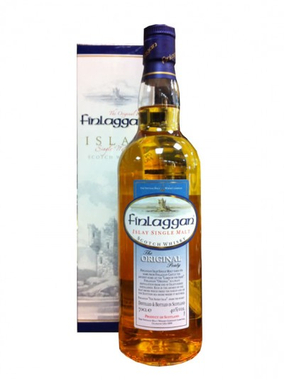 Finlaggan The Original Peaty (Islay) / Alk. 40% , Inhalt 0.7L (37,07 € pro L)