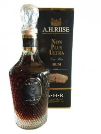A.H.Riise Non Plus Ultra / Flasche - 700ml., 42% Alc. Vol., Herkunft: British Virgin Islands / (€ 135,71€ pro L)
