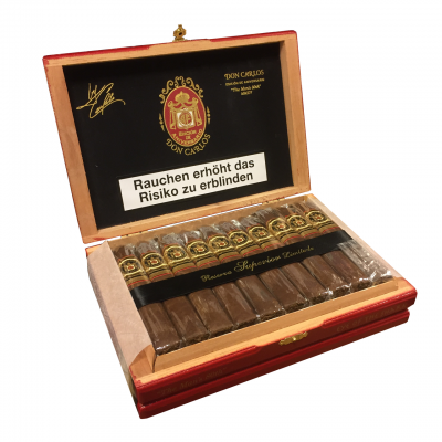 Arturo Fuente Don Carlos Edicion de Aniversario 80th Eye of the Shark