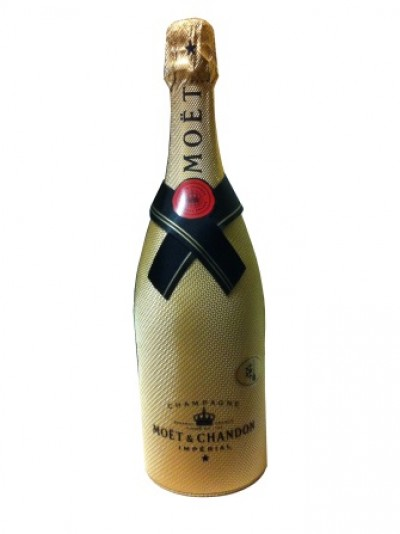 Moët & Chandon Brut Imperial in Thermotasche / Flasche - 700ml., 12% Alc. Vol. / (€ 65.64 pro L)